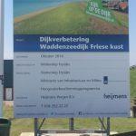 Verbetering Waddenzeedijk Friese Kust